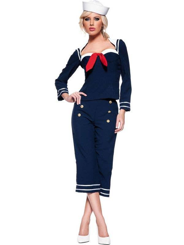 Shipmate Sailor Sexy Women s Costume  8c2b6bb66a44