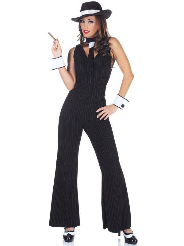 1920s womens gangster costume womens gangster fancy