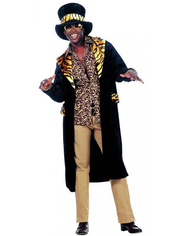 Men s Big Daddy Pimp Fancy Dress Costume Front 0a795319fd
