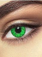 Hulk Green One Day Wear Contact Lenses