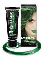 70ml Semi Permanent Conditioning Voodoo Green Special Effects Hair Dye