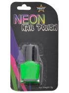 Party Neon Green Nail Polish Costume Accessory
