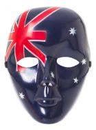 Novelty Australia Day Masquerade Mask
