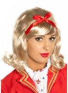 1950's Blonde Hairspray Costume Wig