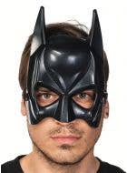 Batman Men's Black Masquerade Mask