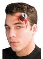 Deadly Screw Halloween Prosthetic