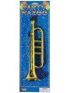 Trumpet Kazoo Gold Novelty Musical Instrument Accessory