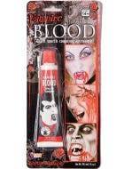 Fake Vampire Blood Tube Halloween Effects