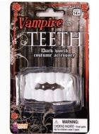 Vampire Halloween Costume Accessory White Fangs