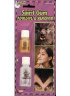 Spirit Gum & Remover Theatrical Adhesive Set