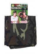 Combat Hero Men's Novelty Camouflage Bandana Accessory