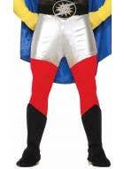 Superhero Red Rogue Adult's Costume Pants