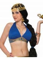 Genie Princess Women's Blue Costume Top
