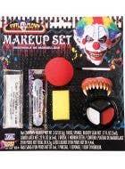 Evil Clown Halloween Makeup Kit