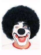 Foam Clown Nose - Black
