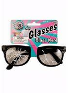 Class Nerd Cracked Glasses