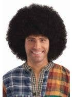 Giant Deluxe Black Afro Wig