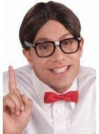 50's Nerd Men's Costume Wig