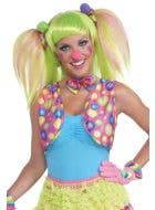 Circus Sweetie Women's Clown Vest