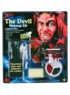 The Devil Halloween Costume Makeup Kit