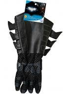 Batman Child's Black Gauntlet Gloves