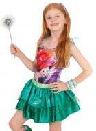 Disney The Little Mermaid Girls Green Ariel Tutu Skirt