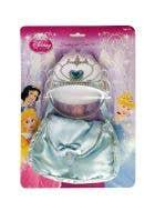 Disney Princess Cinderella Girls Handbag and Crown Set