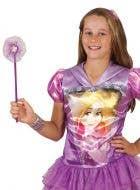 Rapunzel Headband and Wand Costume Accessory Kit