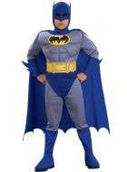 Boy's Batman Superhero Fancy Dress Front View