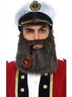 Nautical Men's Sea Captain Costume Accessory Set