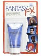 Mehron Fantasy FX Cream Costume Makeup - Blue