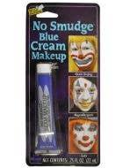No Smudge Cream Makeup - Blue