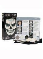 Creepy Skeleton Professional Makeup Kit