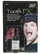 Black Teeth Tooth Paint Halloween Special FX