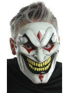Evil Jester Adult's Halloween Costume Mask