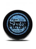 PaintGlow Holographic Blue Body Glitter Costume Makeup