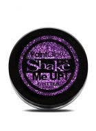 Fuchsia Purple Body Glitter Shaker by PaintGlow