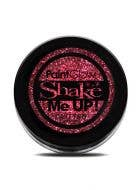PaintGlow Red Glitter Shaker Costume Makeup