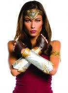 Wonder Woman Deluxe Superhero Fancy Dress Costume Accessory Set