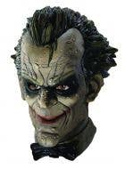 The Joker Full Head Deluxe Arkham City Latex Costume Mask
