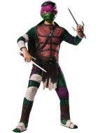 Boy's Raphael Teenage Mutant Ninja Turtle Costume Front View