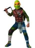 Michelangelo Boy's Teenage Mutant Ninja Turtles Costume Front