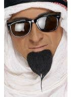Stick On Black Arab Beard