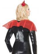Mini Red Devil Wings Costume Accessory