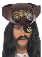 Steampunk Eye Patch Costume Accessory