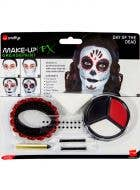 Mexican Day of the Dead Make-up Kit