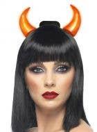 Light Up Halloween Devil Horns