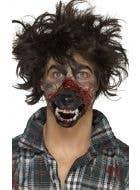 Werewolf Mouth Prosthetic Halloween Mask