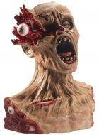 Horror Latex Exploding Eye Zombie Bust Halloween Prop