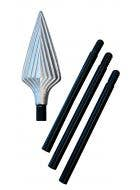 Collapsible Medieval Spear Costume Accessory Weapon
